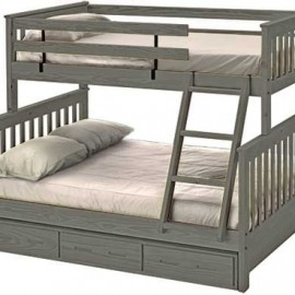 Crate Mission Bunkbed